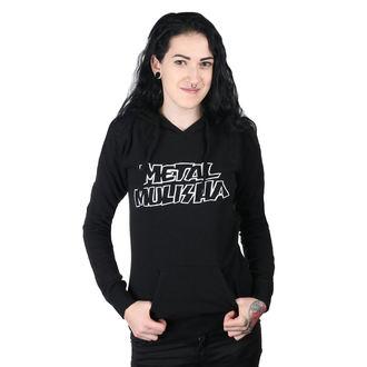 mikina dámská METAL MULISHA - SQUAD PO BLK