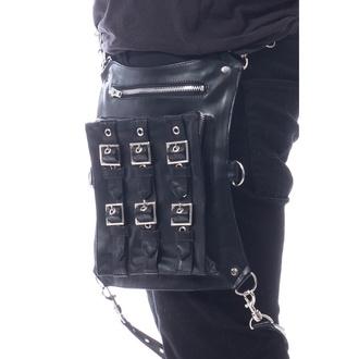 taška (ledvinka) VIXXSIN - MENACE - UNISEX - BLACK
