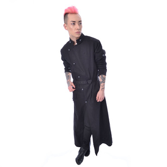 kabát pánský Chemical black - NEOX - BLACK