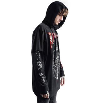 mikina unisex KILLSTAR - New Age - BLACK