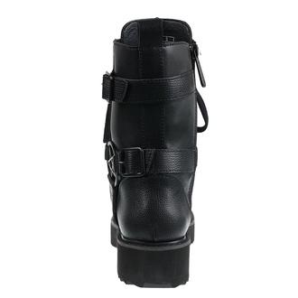 boty dámské KILLSTAR - Eris Combat - BLACK