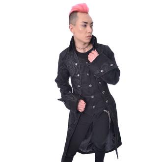 kabát pánský POIZEN INDUSTRIES - PIRATE - BLACK