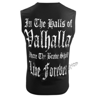 tílko pánské VICTORY OR VALHALLA - VIKING WARRIOR