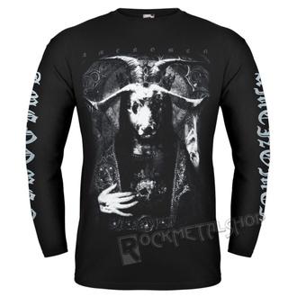 tričko pánské s dlouhým rukávem AMENOMEN - BAPHOMET
