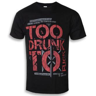 tričko pánské Dead Kennedys - Too Drunk to Fuck - RAZAMATAZ