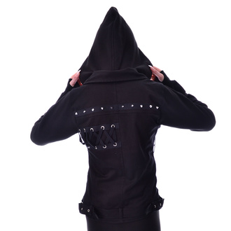 bunda dámská VIXXSIN - ROCKSTAR - BLACK