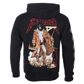 mikina pánská Metallica - Executioner - The Unforgiven- Black