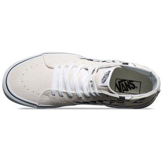 boty dětské VANS - UA SK8-Hi - (CHECKER FLAME)