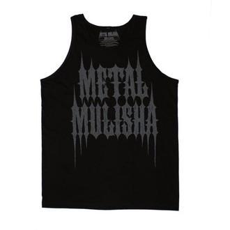 tílko pánské METAL MULISHA - STAMP BLK