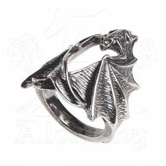 prsten ALCHEMY GOTHIC - Stealth