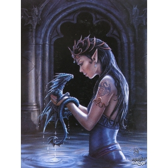 vlajka Anne Stokes - Water Dragon