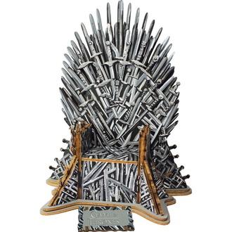 puzzle Game of Thrones - 3D Monument - Iron Throne
