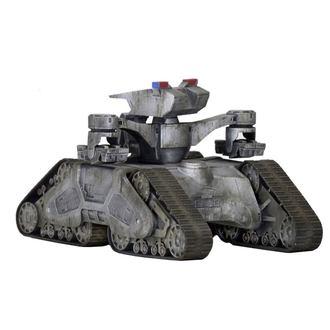 dekorace Terminator 2 - Diecast Vehicle Cinemachines Hunter Killer Tank