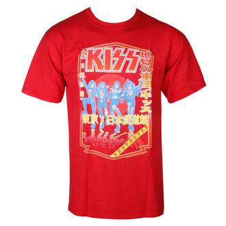 tričko pánské Kiss - Destroyer - LOW FREQUENCY