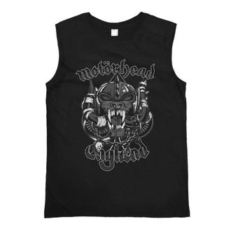 tílko pánské Motörhead - SNAGGLETOOTH CREST - BLACK - AMPLIFIED