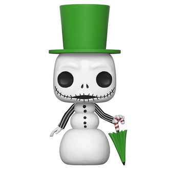 figurka Nightmare before Christmas - POP! - Snowman Jack, NIGHTMARE BEFORE CHRISTMAS