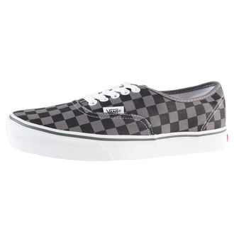 boty VANS - Authentic - Pewter/Black - Chckrbrd