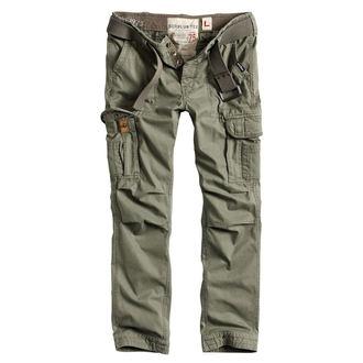 kalhoty pánské SURPLUS - PREMIUM SLIMMY - OLIV GEWAS, SURPLUS