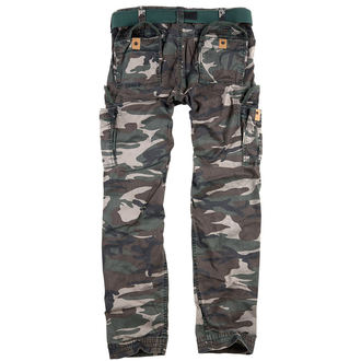 kalhoty pánské SURPLUS - PREMIUM SLIMMY - WOODL. GEW, SURPLUS