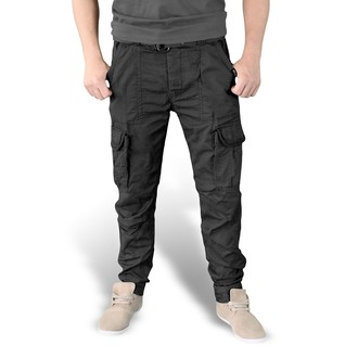 kalhoty pánské SURPLUS - PREMIUM SLIMMY - Black GE, SURPLUS