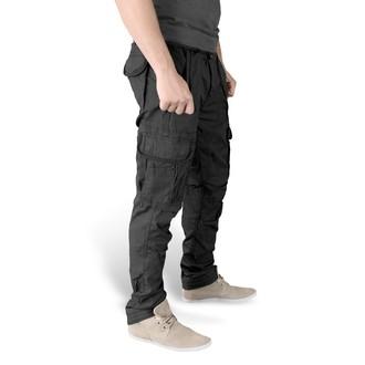 kalhoty pánské SURPLUS - PREMIUM SLIMMY - Black GE - 05-3602-63