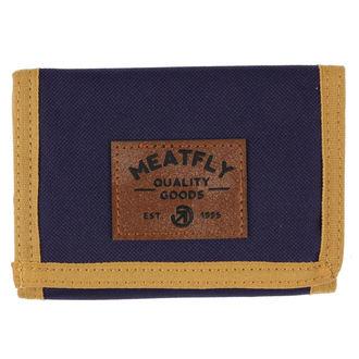 peněženka MEATFLY - Jules - Blue, Brown, Green, MEATFLY