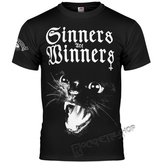 tričko pánské AMENOMEN - SINNERS ARE WINNERS, AMENOMEN
