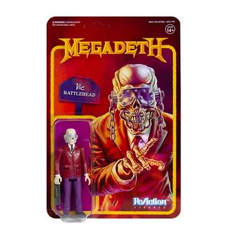 figurka Megadeth - Vic Rattlehead, NNM, Megadeth
