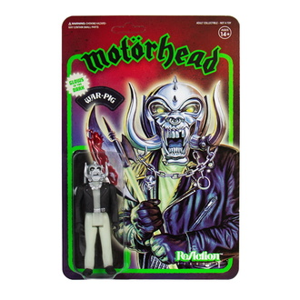 figurka Motörhead - Warpig Glow in the Dark, NNM, Motörhead