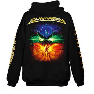 mikina pánská Gamma Ray - Absinth - ART-WORX, ART WORX, Gamma Ray