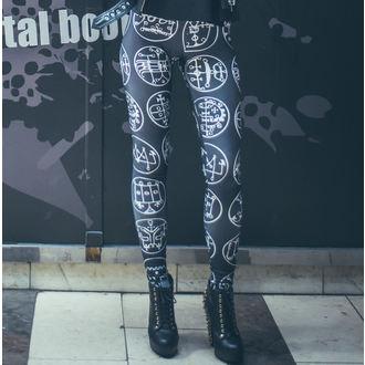 kalhoty dámské (leginy) KILLSTAR, KILLSTAR