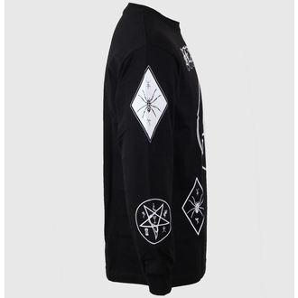 tričko pánské s dlouhým rukávem CVLT NATION - Black Mass - Black, CVLT NATION