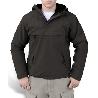 bunda (větrovka) SURPLUS - Windbreaker - BLACK - 20-7001-03