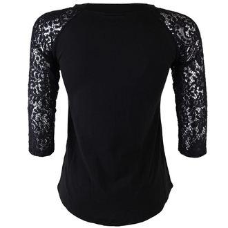 tričko dámské TOO FAST - Dahlia - Calavera