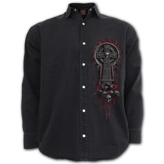 košile pánská SPIRAL - BLEEDING SOULS, SPIRAL