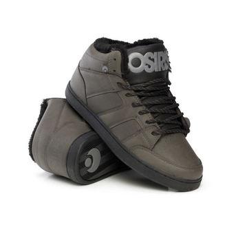 boty zimní OSIRIS - Convoy Mid Shr - Charcoal/Work, OSIRIS