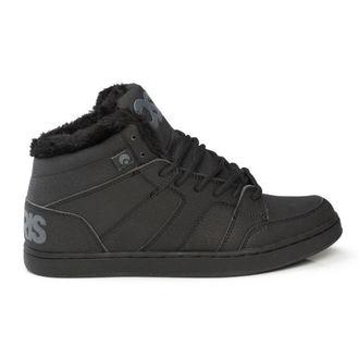 boty zimní OSIRIS - Convoy Mid Shr - Black/Black, OSIRIS