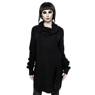 svetr dámský KILLSTAR - Sweet Six - BLACK -  KSRA000683
