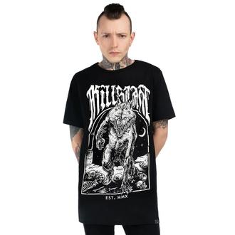 tričko unisex KILLSTAR - Hungry - BLACK - KSRA001834