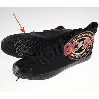 boty AC/DC - Sneakers - F.B.I. - POŠKOZENÉ, F.B.I., AC-DC