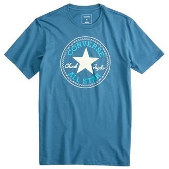 tričko pánské CONVERSE - CORE CHUCK PATCH - 10002848-A15