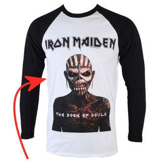tričko pánské s dlouhým rukávem Iron Maiden - Book Of Souls - ROCK OFF - POŠKOZENÉ, ROCK OFF, Iron Maiden