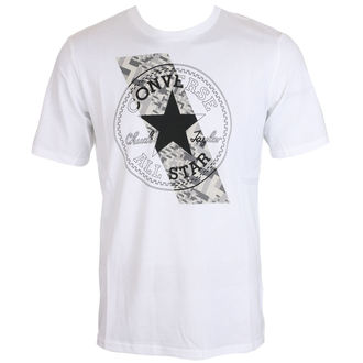 tričko pánské CONVERSE - Chuckptch Contrast Slash, CONVERSE