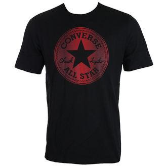 tričko pánské CONVERSE - Lenticular Chuckpatch - 10004734-A02