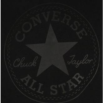 mikina pánská CONVERSE - Core Graphic - Black, CONVERSE