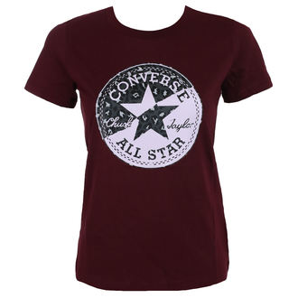 tričko dámské CONVERSE - Spliced Leopard, CONVERSE