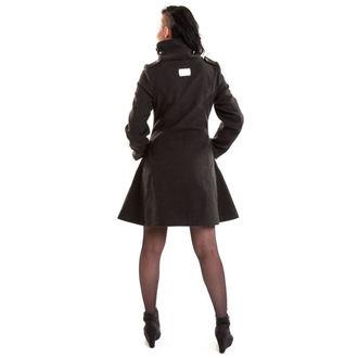 kabát dámský VIXXSIN - NECROMANCER - GREY, VIXXSIN