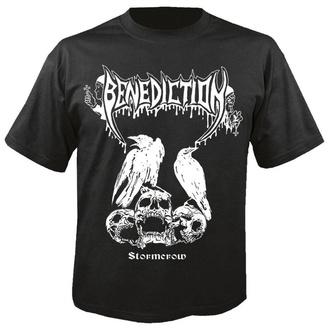 tričko pánské BENEDICTION - Stormcrow - NUCLEAR BLAST, NUCLEAR BLAST, Benediction