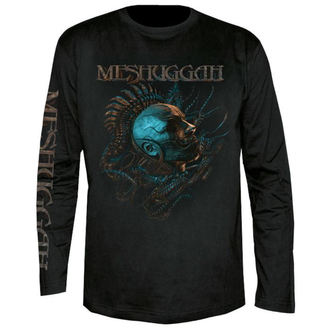 tričko pánské s dlouhým rukávem MESHUGGAH - Head - NUCLEAR BLAST