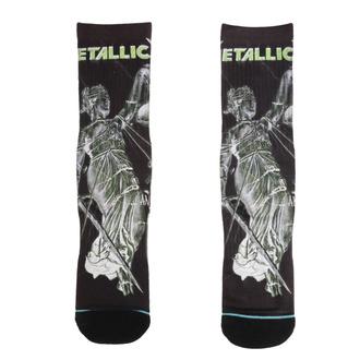 ponožky Metallica - AJFA Black - RTMTLSOBAJFA